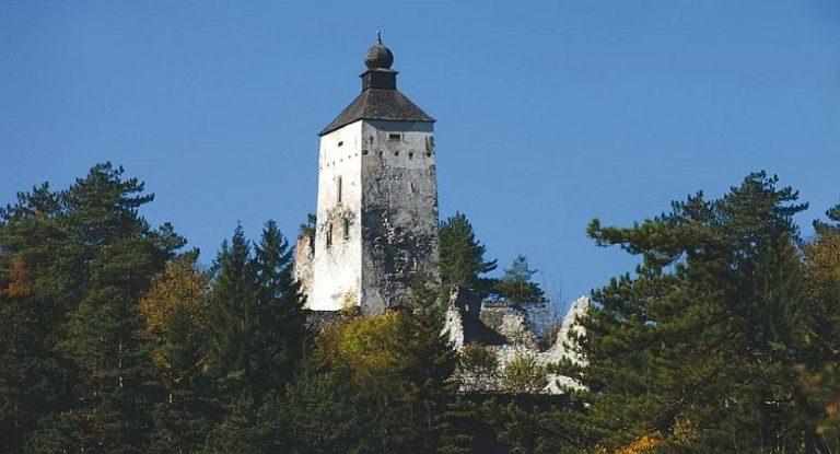 Ruine Gutenstein