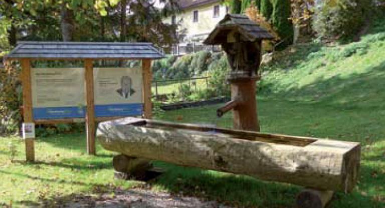 Kneippbrunnen