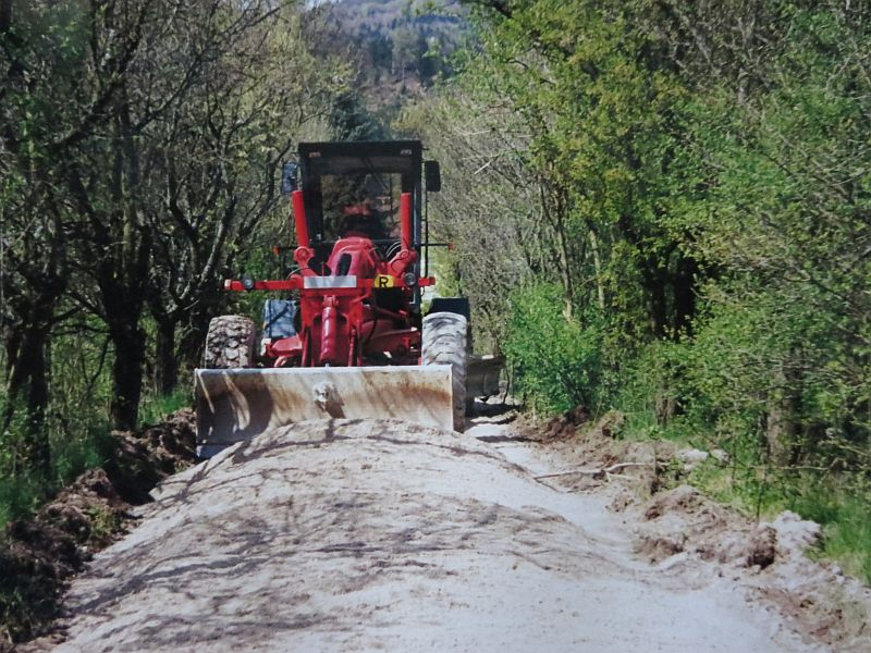 Radwegbau 7