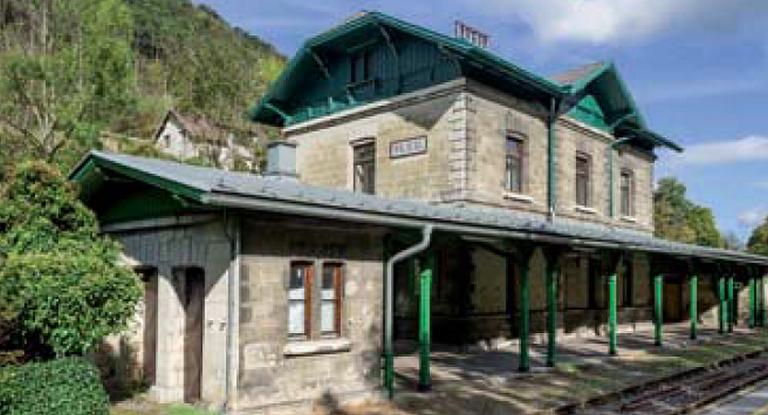 Bahnhof Waldegg